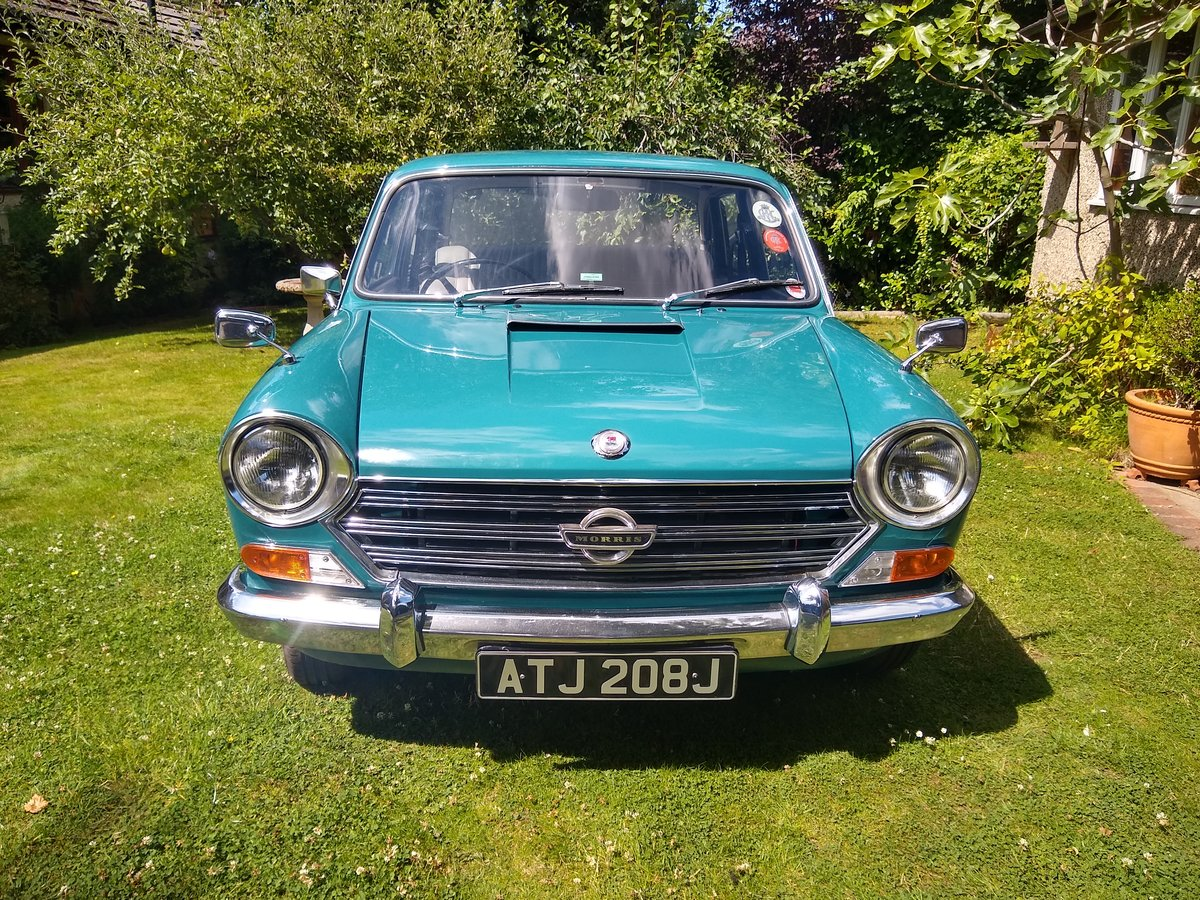 1970 Morris 1800 MkII S Excellent Condition AD017 SOLD (picture 1 of 6)