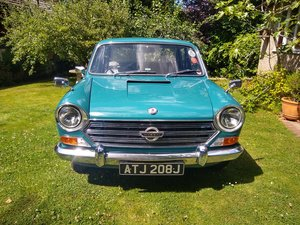 Morris 1800 MkII S Excellent Condition AD017