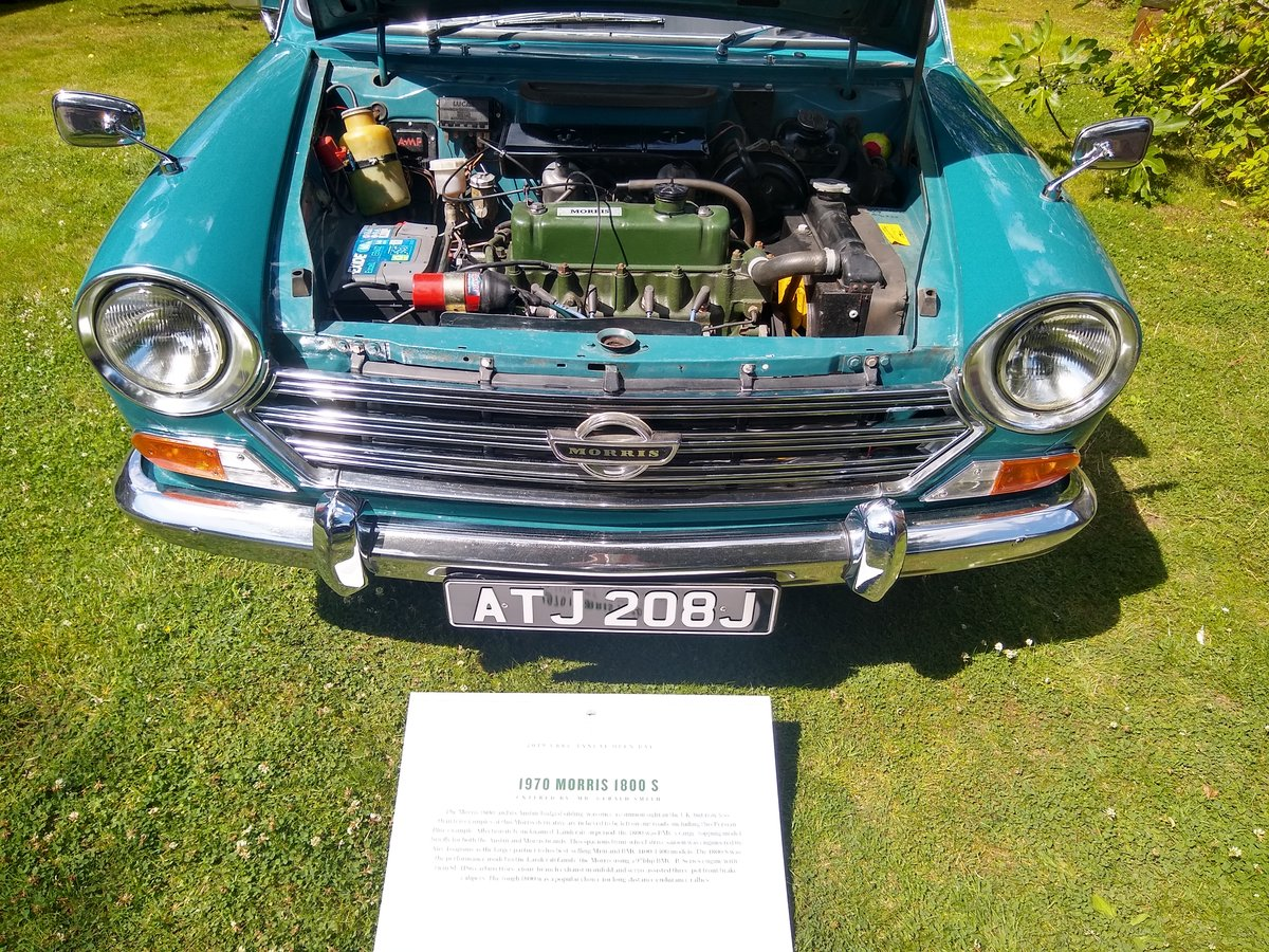 1970 Morris 1800 MkII S Excellent Condition AD017 SOLD (picture 2 of 6)