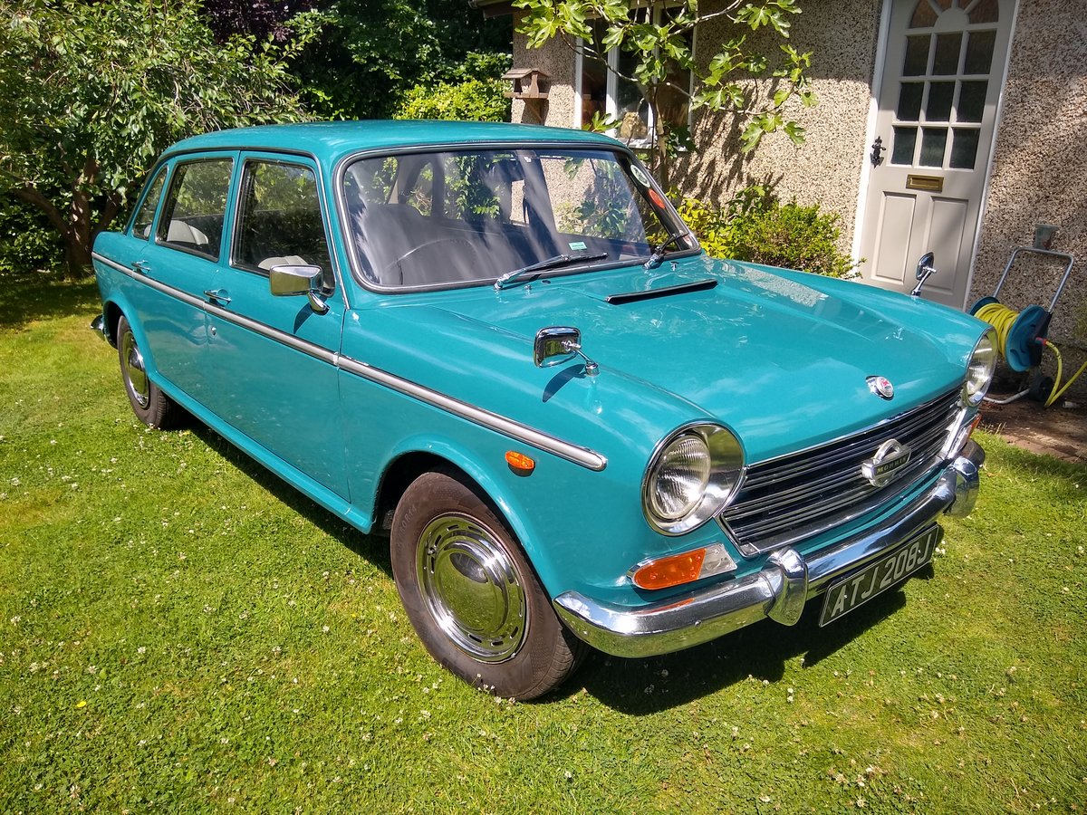 1970 Morris 1800 MkII S Excellent Condition AD017 SOLD (picture 3 of 6)