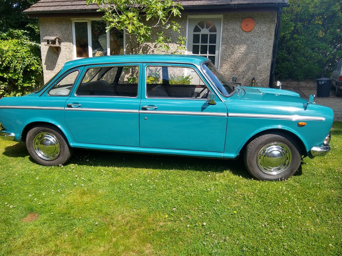 1970 Morris 1800 MkII S Excellent Condition AD017 SOLD (picture 4 of 6)