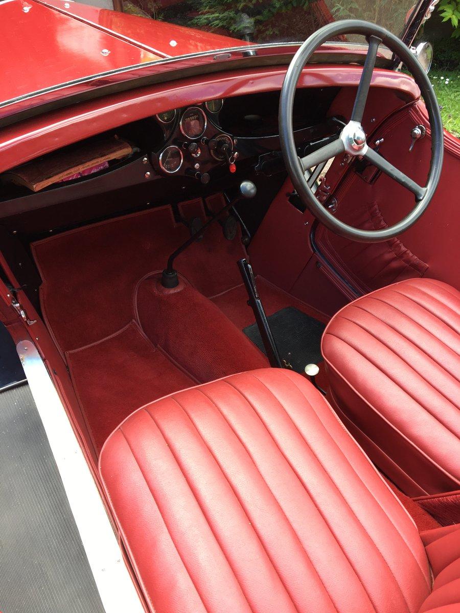 1935 Morris 8 tourer 4-door SOLD (picture 3 of 6)