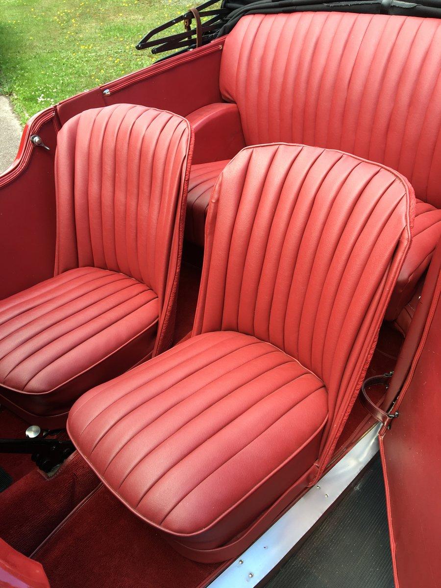 1935 Morris 8 tourer 4-door SOLD (picture 5 of 6)