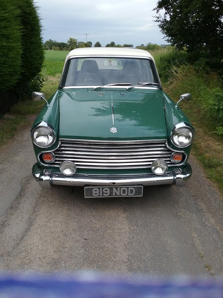 1962 Morris Oxford V1 For Sale (picture 1 of 6)