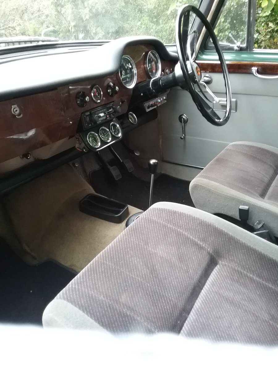 1962 Morris Oxford V1 For Sale (picture 3 of 6)
