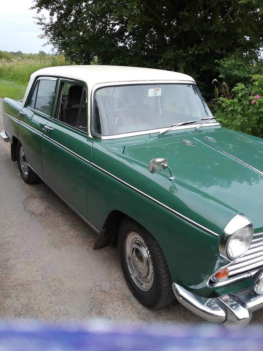 1962 Morris Oxford V1 For Sale (picture 4 of 6)