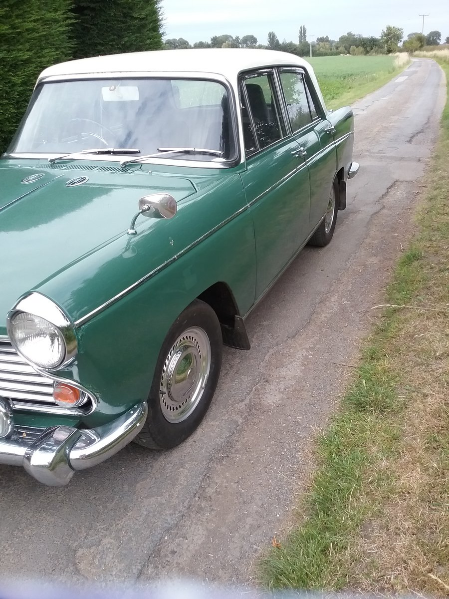 1962 Morris Oxford V1 For Sale (picture 5 of 6)
