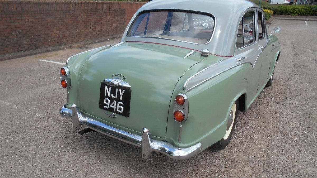 1958 Morris Isis Mk11  (original reg) For Sale (picture 5 of 6)