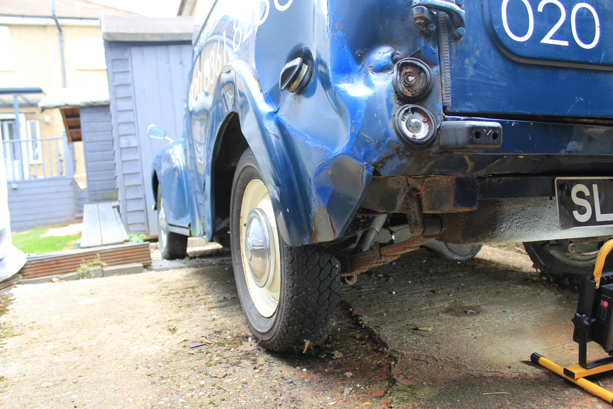 1968 Morris Minor Van (Rare Classic) For Sale (picture 4 of 6)