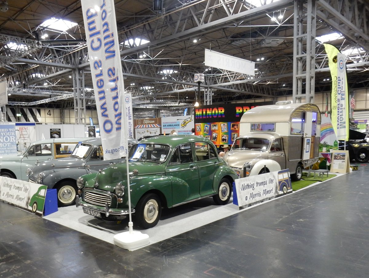 1967 Morris Minor - Class Winner, Full History, NEC Car SOLD (picture 3 of 6)