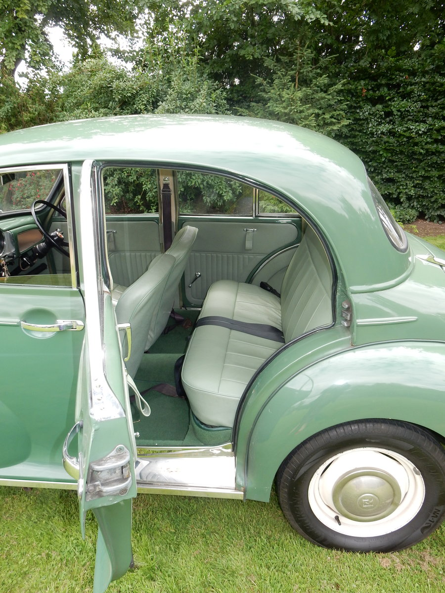 1967 Morris Minor - Class Winner, Full History, NEC Car SOLD (picture 5 of 6)