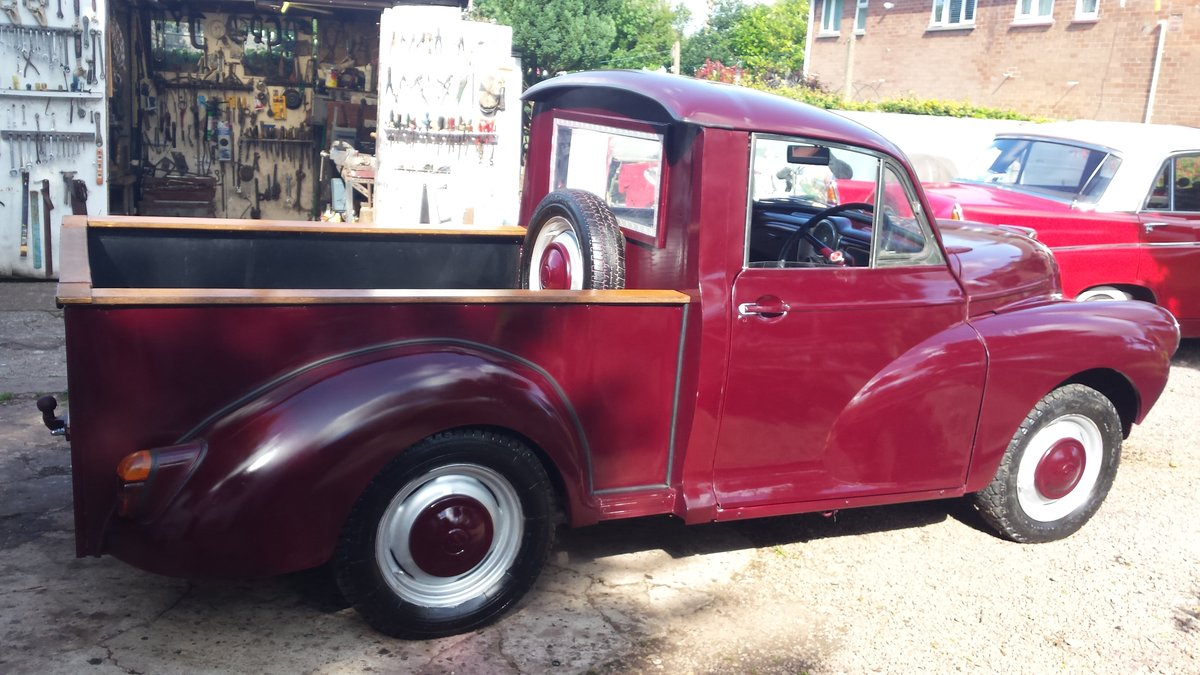 1968 morris 1000 pickup For Sale (picture 1 of 6)