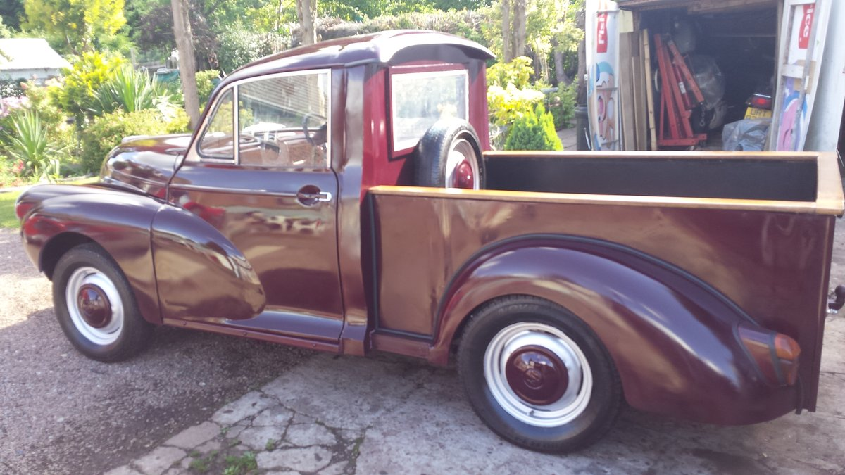 1968 morris 1000 pickup For Sale (picture 2 of 6)