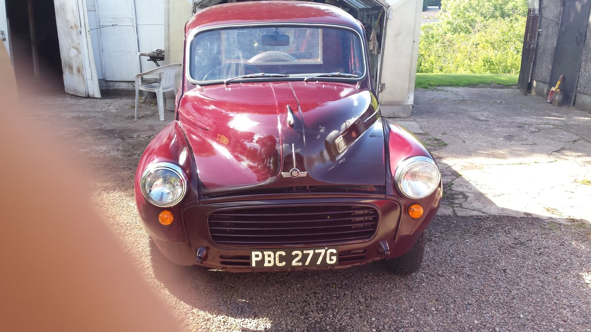 1968 morris 1000 pickup For Sale (picture 3 of 6)