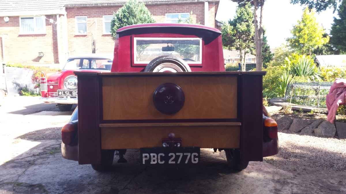 1968 morris 1000 pickup For Sale (picture 5 of 6)