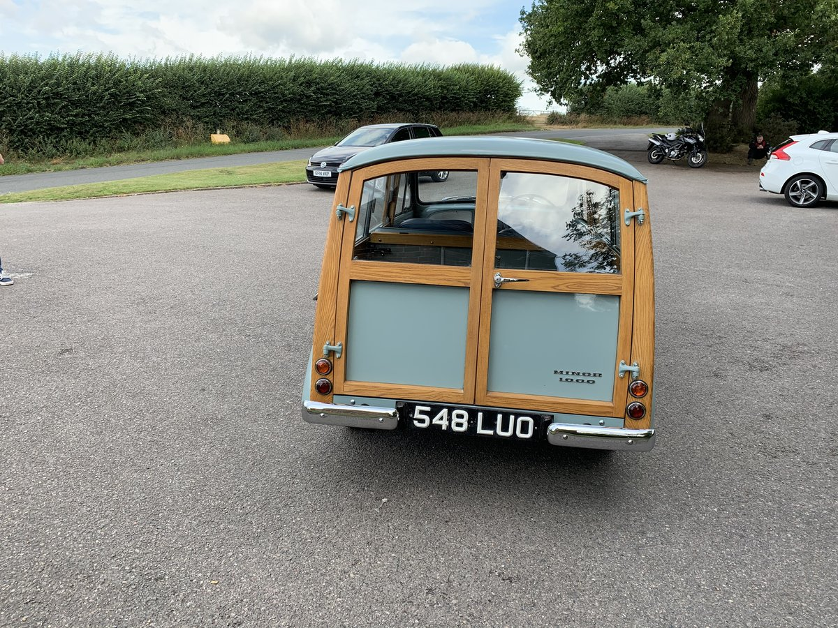 1962 morris traveller For Sale (picture 2 of 6)