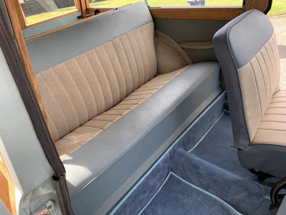 1962 morris traveller For Sale (picture 5 of 6)