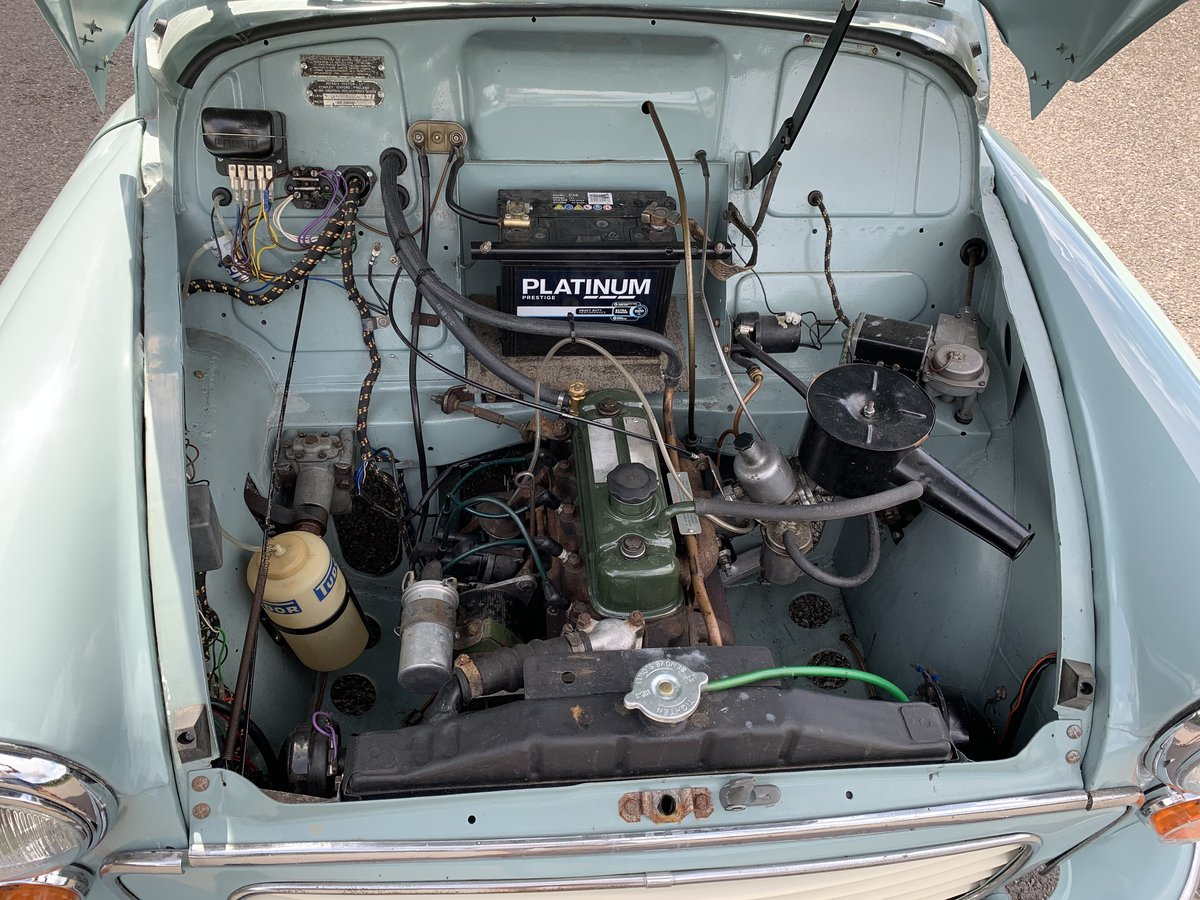1962 morris traveller For Sale (picture 6 of 6)