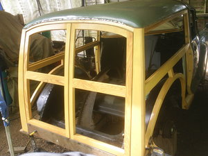 ALL MORRIS MINOR TRAVELLER WOOD TIMBERS ASH