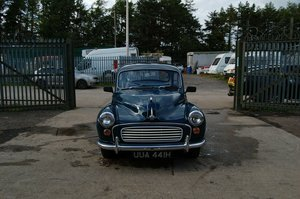 1969 MORRIS MINOR WITH MOT CHARMING CLASSIC CAR
