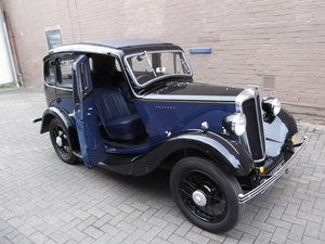 Picture of 1936 Morris 8 Series 1 Foor-door Sliding Head SOLD