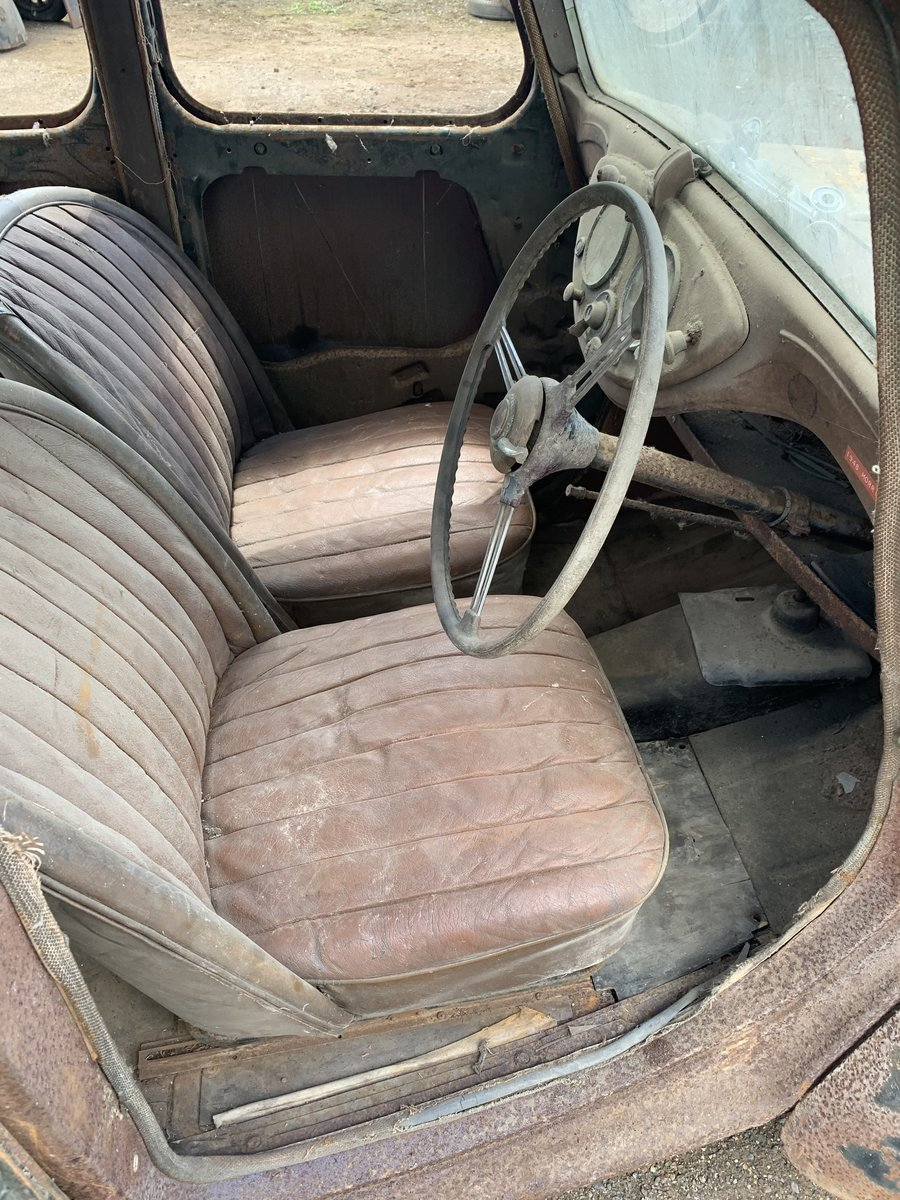1947 Morris 8 series e barn find For Sale (picture 2 of 6)