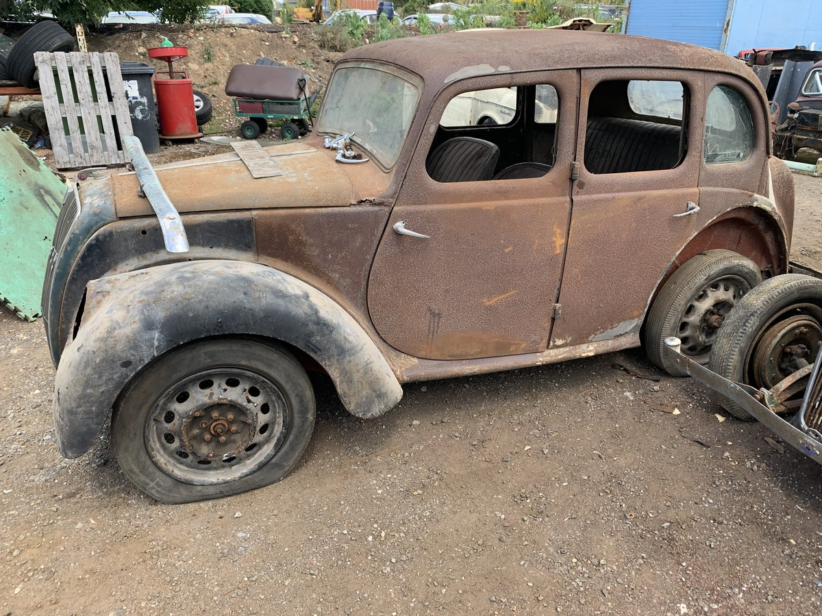 1947 Morris 8 series e barn find For Sale (picture 3 of 6)