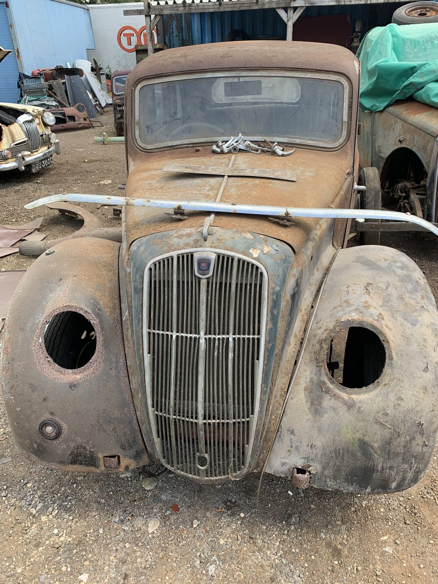1947 Morris 8 series e barn find For Sale (picture 4 of 6)