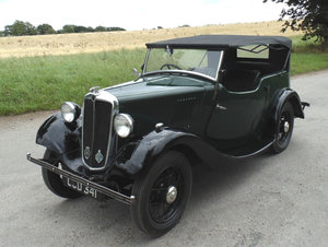 Picture of 1935 Morris 8 Series 1 Tourer SOLD