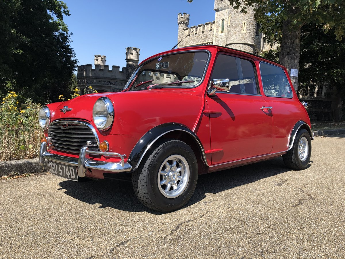 "Mini 1966 1380cc ""Stinger"" For Sale (picture 1 of 6)"