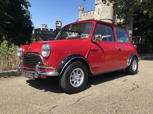 "Mini 1966 1380cc ""Stinger"" For Sale"