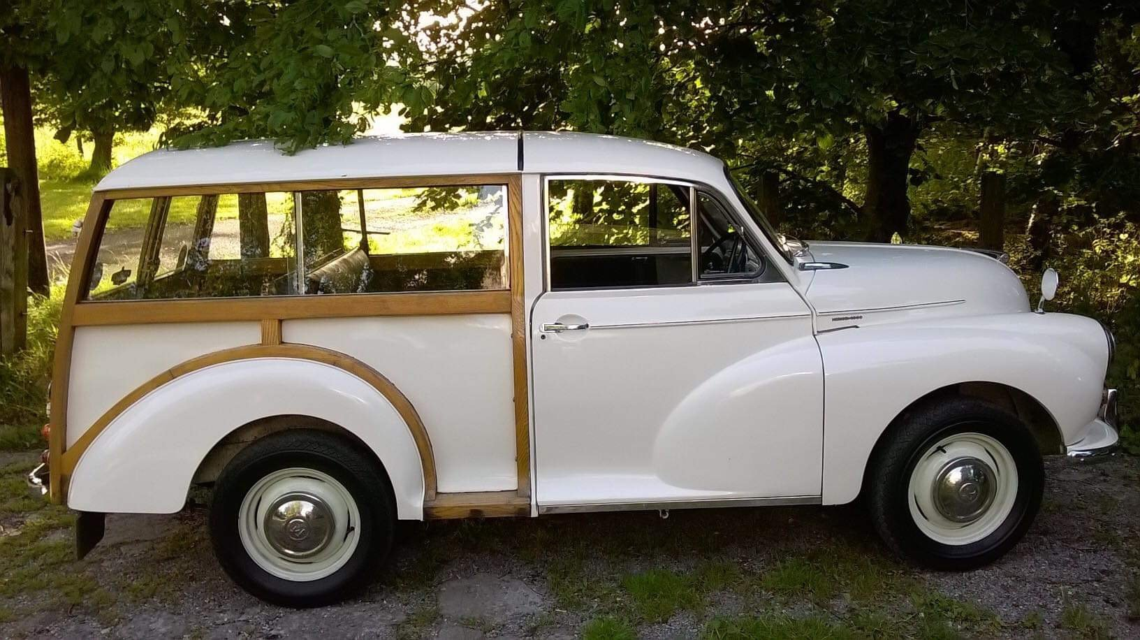 1970 Very smart Morris 1000 Traveller For Sale (picture 1 of 4)