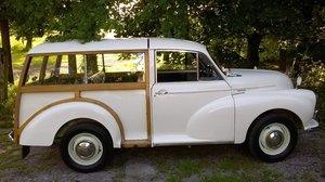 1970 Very smart Morris 1000 Traveller