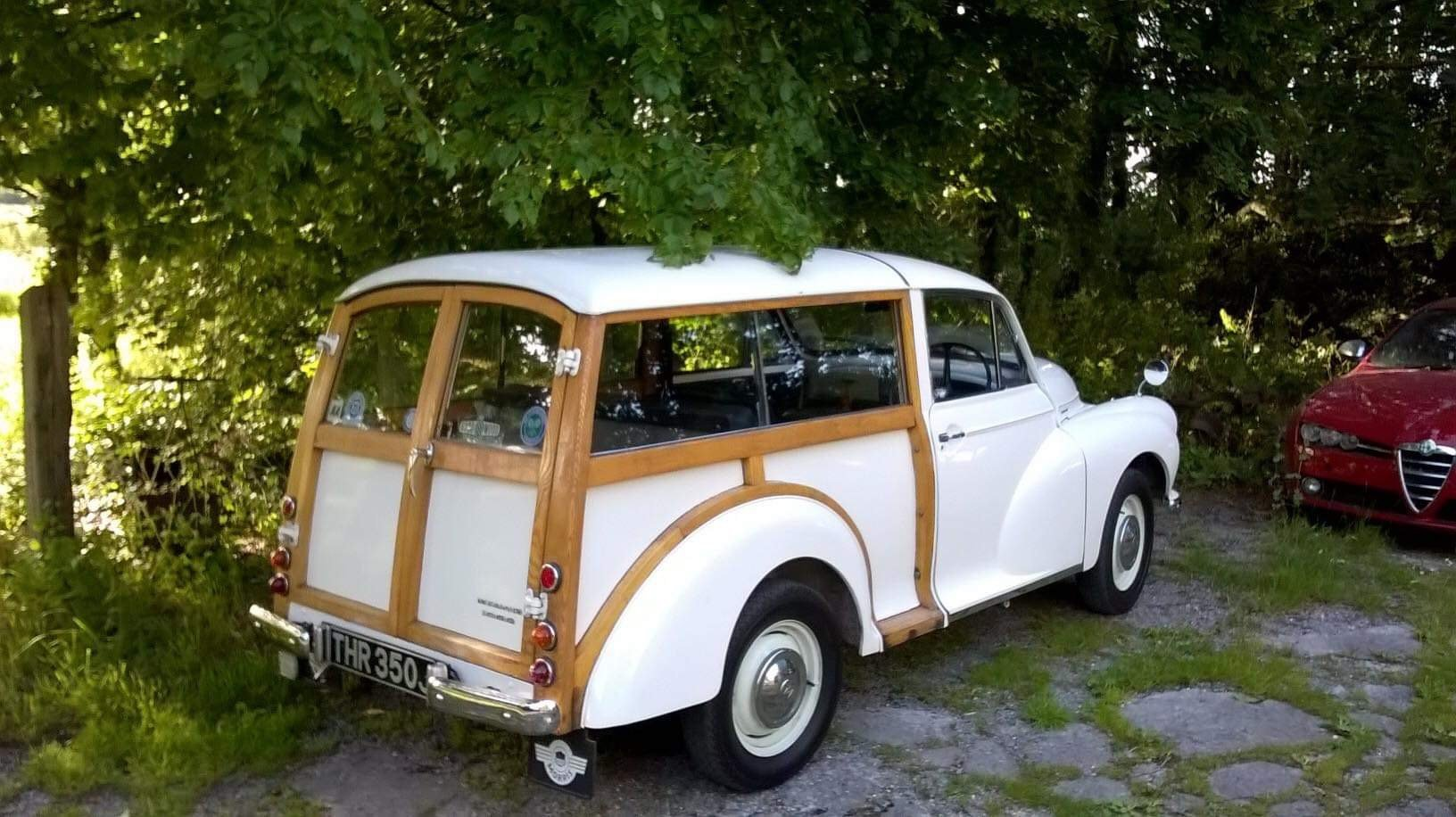 1970 Very smart Morris 1000 Traveller For Sale (picture 2 of 4)