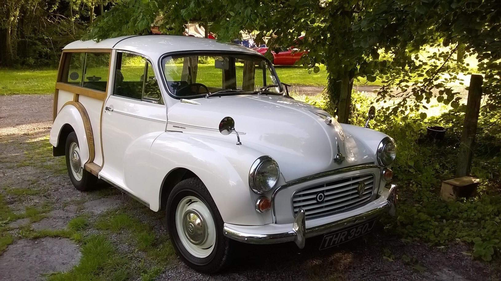 1970 Very smart Morris 1000 Traveller For Sale (picture 3 of 4)