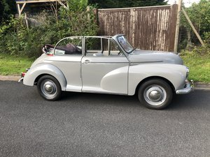 1962 Morris Minor Convertible Great Example from HCC For Sale