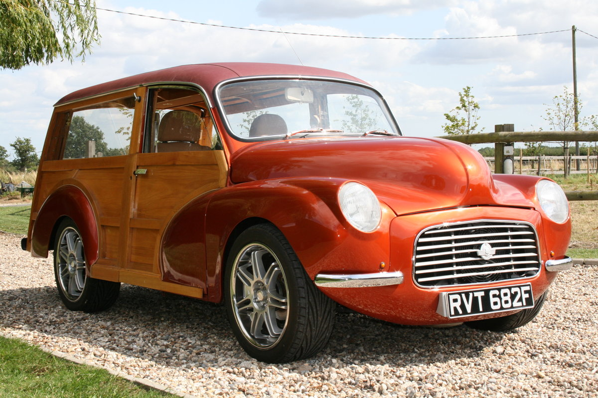 """1968 Morris Minor Traveller Custom Hot Rod""""Woodie""""Estate.Stunning For Sale (picture 1 of 6)"""