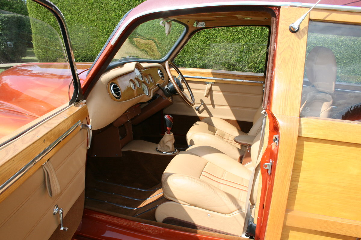 """1968 Morris Minor Traveller Custom Hot Rod""""Woodie""""Estate.Stunning For Sale (picture 2 of 6)"""