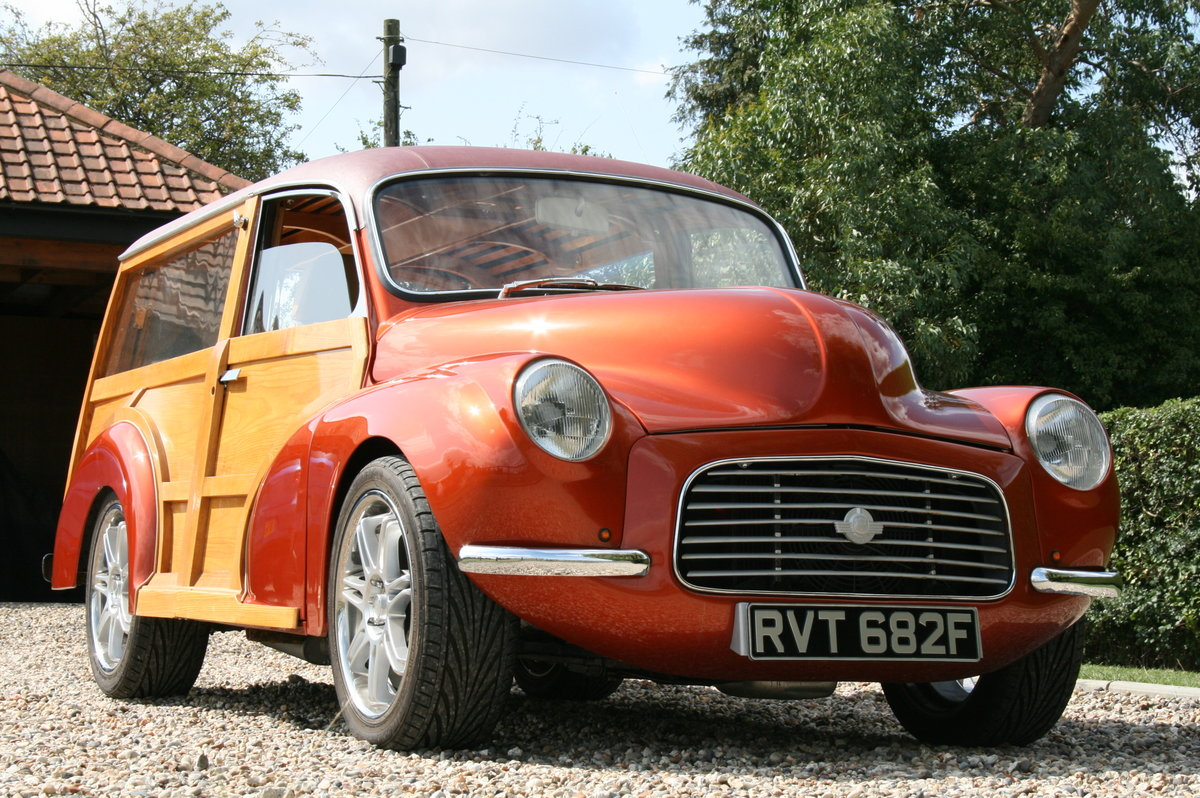 """1968 Morris Minor Traveller Custom Hot Rod""""Woodie""""Estate.Stunning For Sale (picture 3 of 6)"""