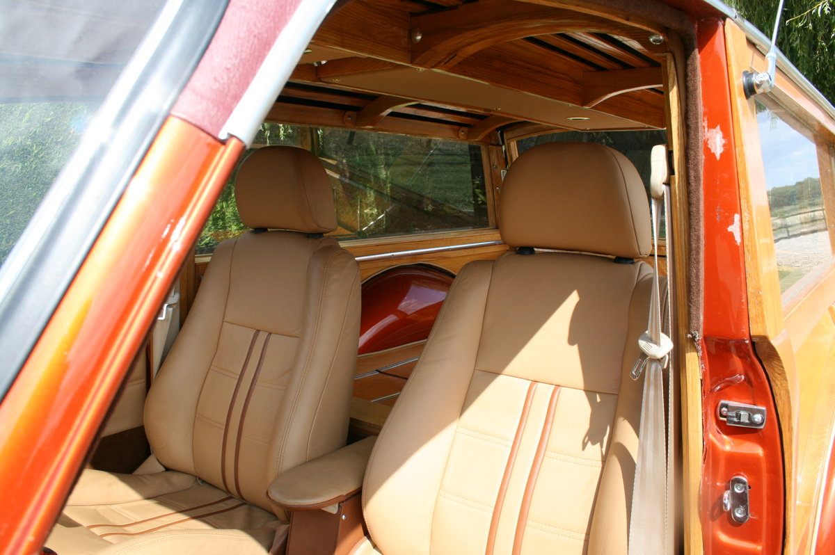 """1968 Morris Minor Traveller Custom Hot Rod""""Woodie""""Estate.Stunning For Sale (picture 6 of 6)"""