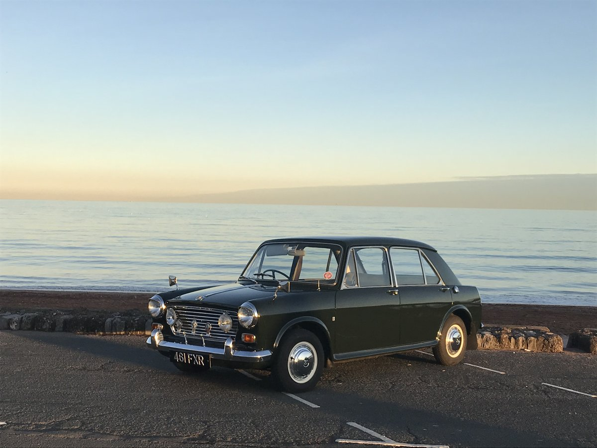 1963 MORRIS 1100 ~ Lovely Condition SOLD (picture 1 of 6)