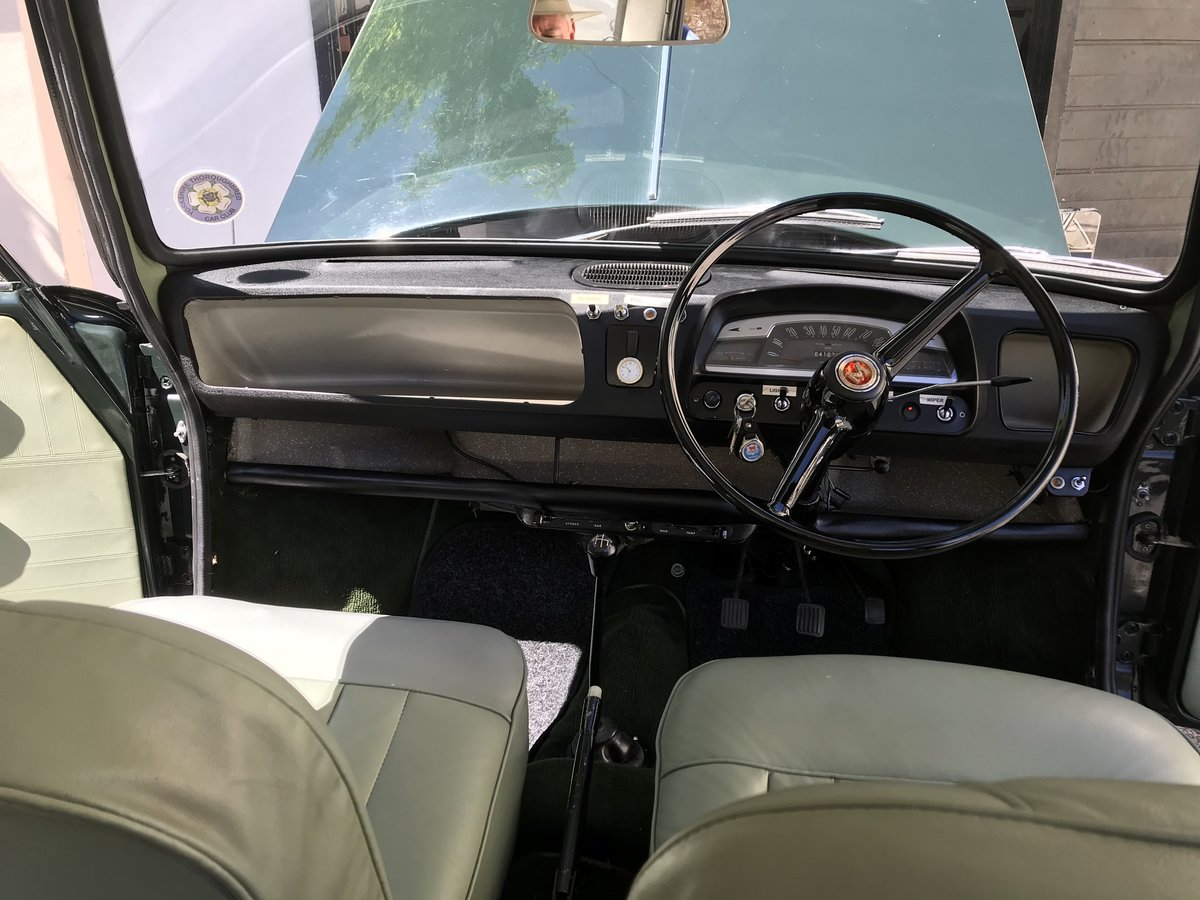 1963 MORRIS 1100 ~ Lovely Condition SOLD (picture 4 of 6)