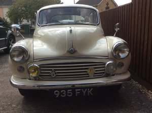 Morris Minor 2door saloon