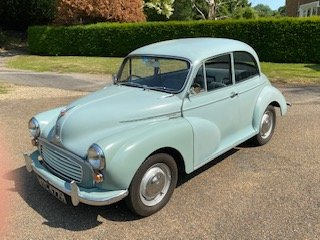 1970 Morris Minor 1000 2-Door Saloon
