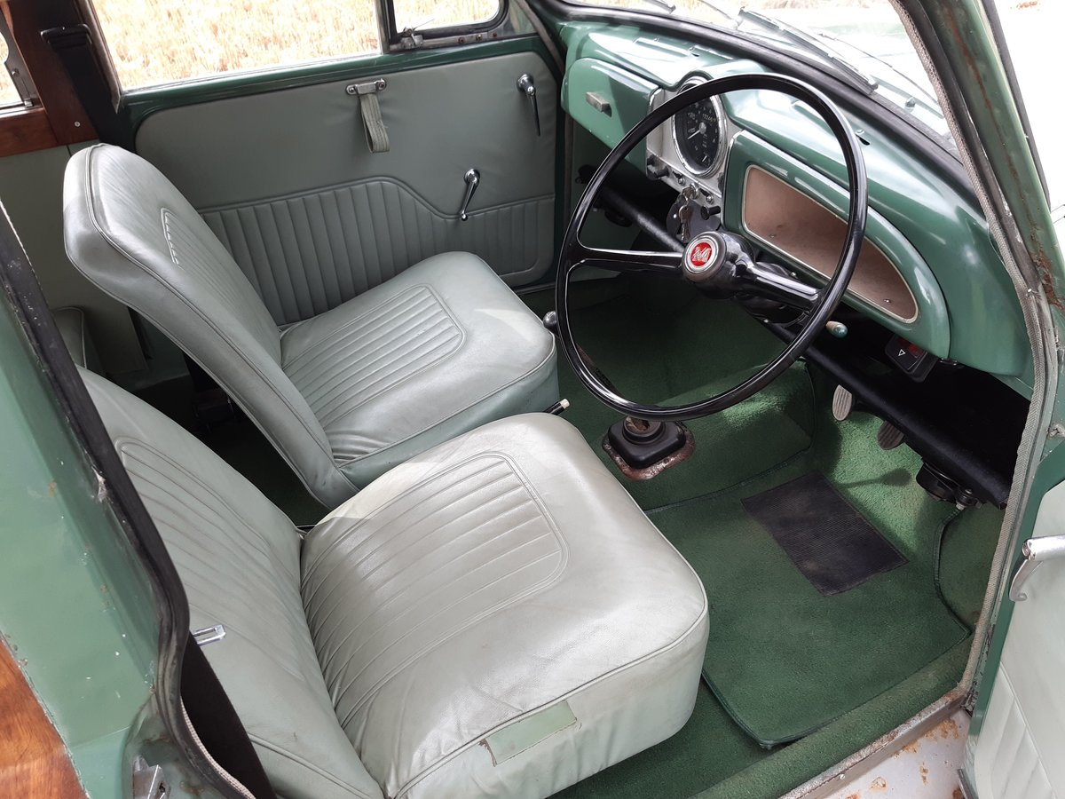1969 Morris Traveller  SOLD (picture 5 of 6)