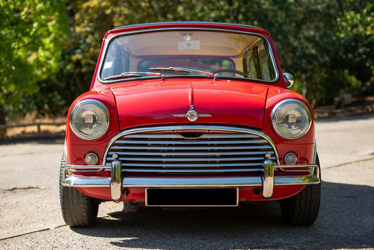 1964 Mini cooper s mki 1070 For Sale (picture 1 of 6)
