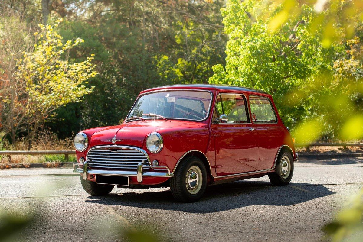 1964 Mini cooper s mki 1070 For Sale (picture 2 of 6)