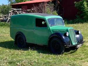 Morris Type Y Ultra rare barnfind