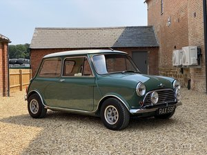 1968 Morris Mini Cooper S MK I. Very Rare Aus Car