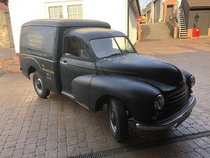 1951 Morris Cowley 1/2 Van  For Sale